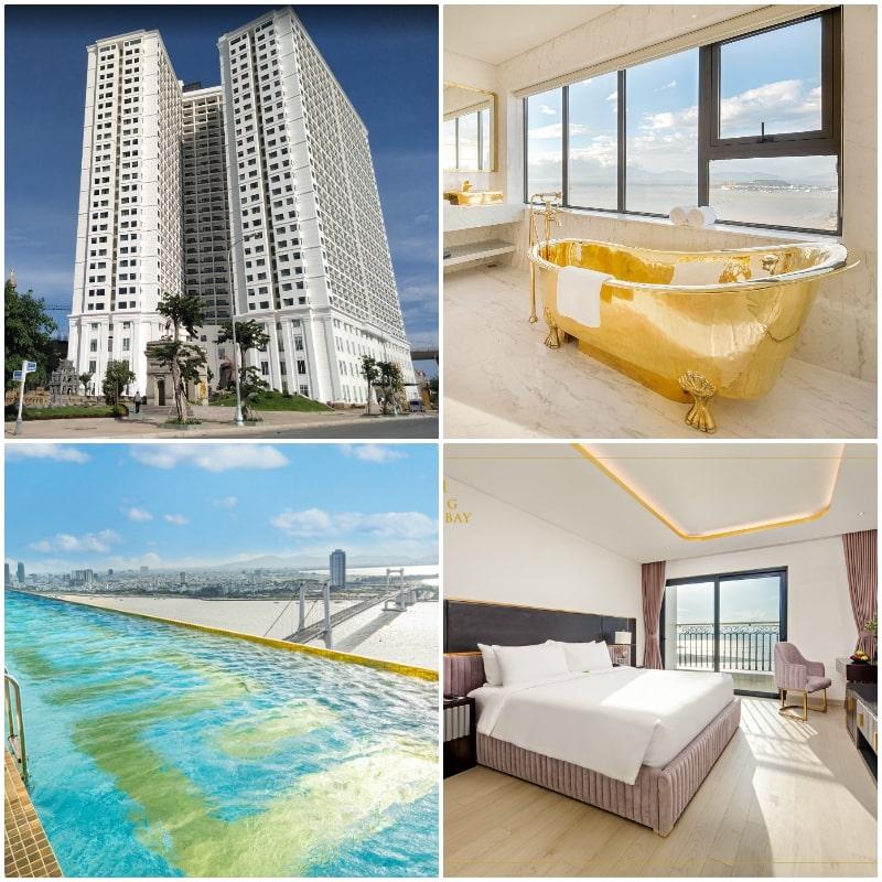 Review khách sạn Golden Bay Đà Nẵng. Có nên ở khách sạn Golden Bay Đà Nẵng hay không?