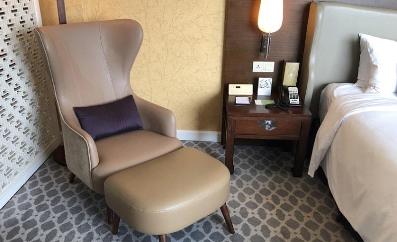 Review khách sạn Pan Pacific Hà nội có gì, nội thất bên trong phòng Pacific Club
