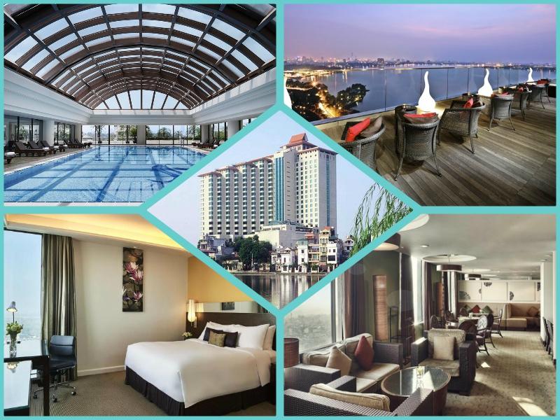 Review khách sạn Pan Pacific Hà Nội? Khách sạn Pan Pacific Hà Nội có gì?