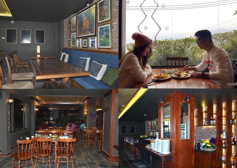 Review nhà hàng, ăn uống ở khách sạn Vista Sapa. Khách sạn Vista Sapa ở đâu?