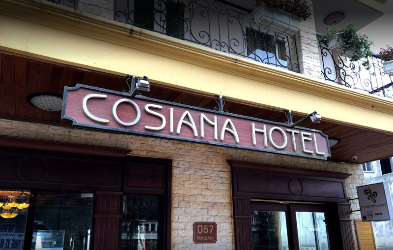 Có nên thuê khách sạn Cosiana Sapa không? Đánh giá khách sạn Cosiana Sapa