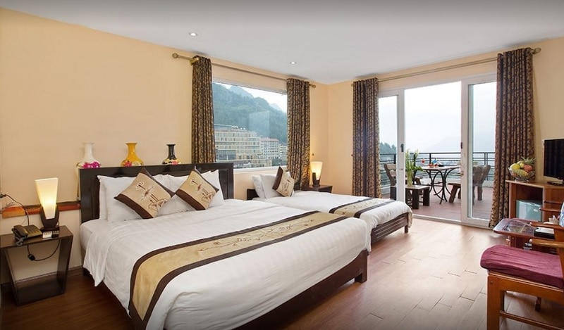 Có nên thuê khách sạn Cosiana Sapa không? Khách sạn giá tốt ở Sapa