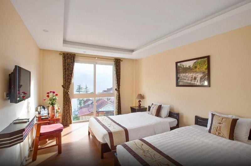 Có nên thuê khách sạn Cosiana Sapa không? Khách sạn giá rẻ ở Sapa