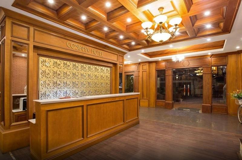 Có nên thuê khách sạn Cosiana Sapa không? Du lịch Sapa nên ở khách sạn nào?