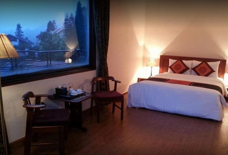 Có nên thuê khách sạn Cosiana Sapa không? Khách sạn đẹp ở Sapa