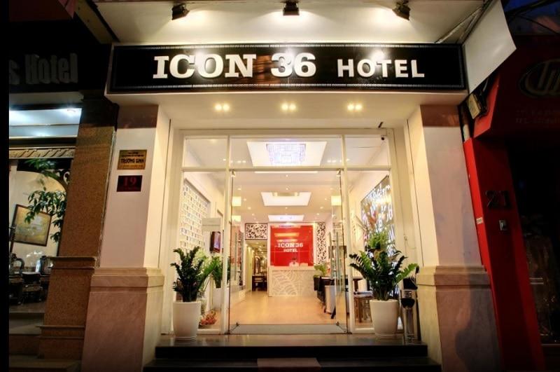 Khách sạn bình dân ở Hà Nội. Đánh giá khách sạn Icon 36 Hotel Hà Nội