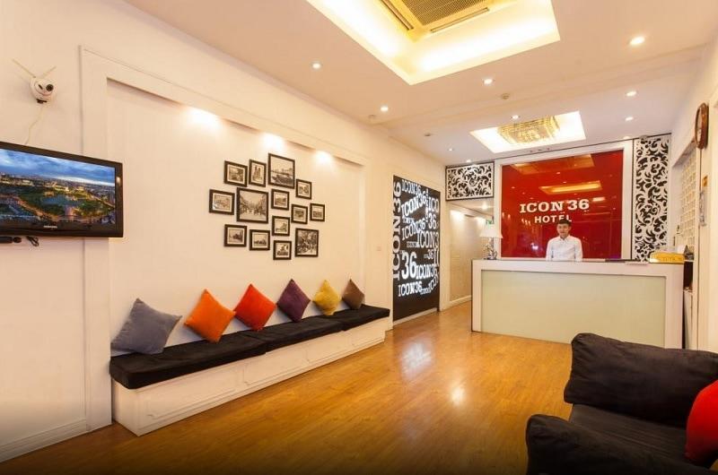 Đánh giá khách sạn Icon 36 Hotel Hà Nội. Khách sạn giá tốt ở Hà Nội