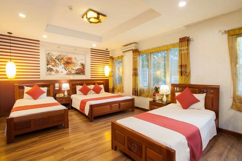 Đánh giá khách sạn Icon 36 Hotel Hà Nội. Du lịch Hà Nội nên ở đâu?