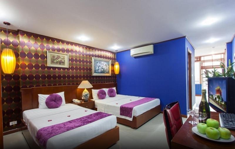 Đánh giá khách sạn Icon 36 Hotel Hà Nội. Du lịch Hà Nội nên thuê khách sạn nào?