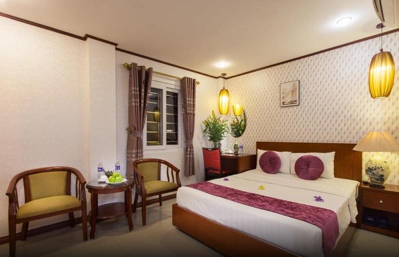 Đánh giá khách sạn Icon 36 Hotel Hà Nội. Khách sạn bình dân ở Hà Nội