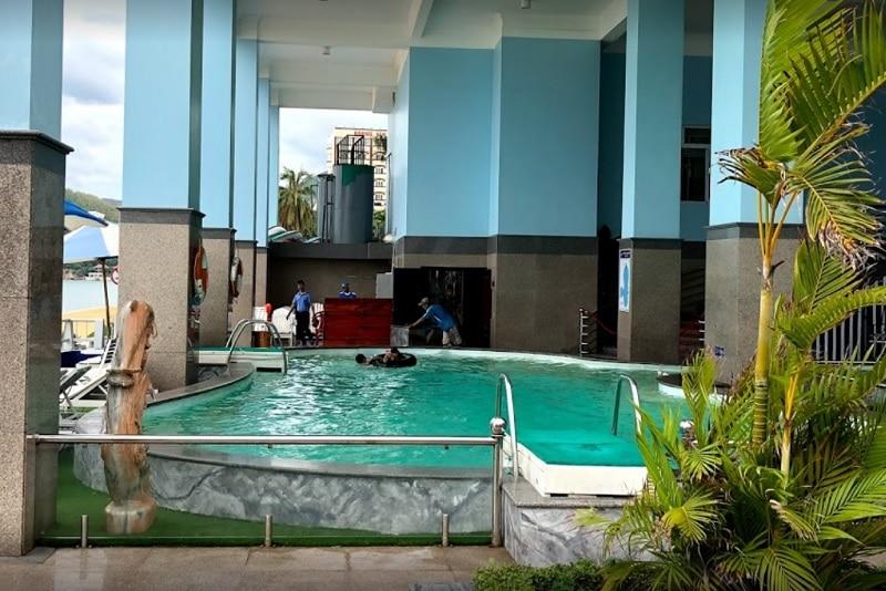 Đánh giá khách sạn Seagull Hotel Quy Nhơn. Khách sạn Quy Nhơn đẹp