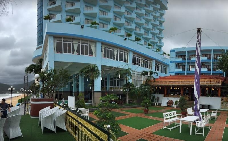 Đánh giá khách sạn Seagull Hotel Quy Nhơn. Khách sạn Hải Âu. Khách sạn 4 sao ở Quy Nhơn