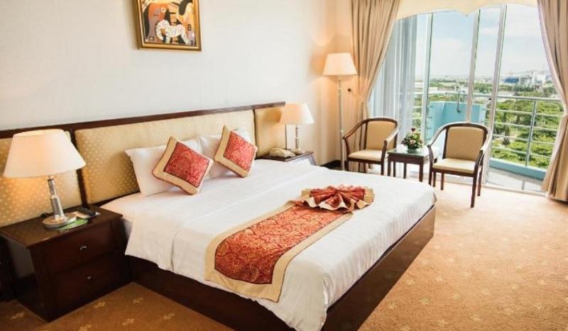 Du lịch Quy Nhơn nên thuê khách sạn nào? Đánh giá khách sạn Seagull Hotel Quy Nhơn.