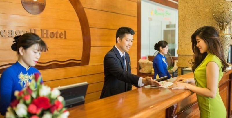 Đánh giá khách sạn Seagull Hotel Quy Nhơn. Khách sạn Quy Nhơn gần biển