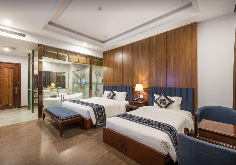 Review khách sạn Bamboo Sapa Hotel. Đánh giá khách sạn Bamboo Sapa Hotel
