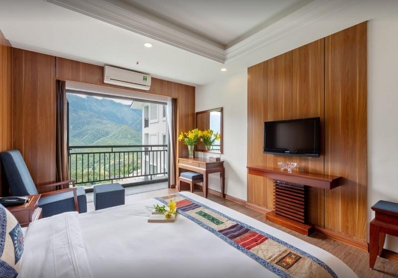Review khách sạn Bamboo Sapa Hotel. Khách sạn tốt nhất ở Sapa