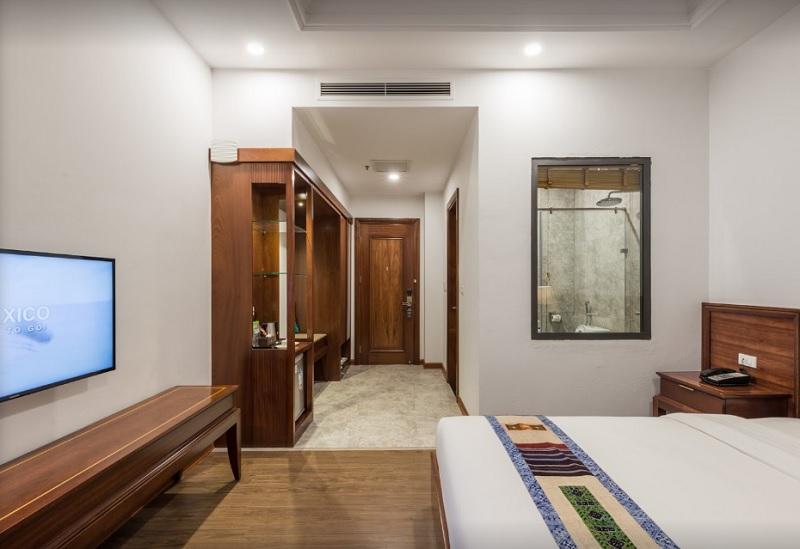 Review khách sạn Bamboo Sapa Hotel. Đánh giá khách sạn Bamboo Sapa Hotel.