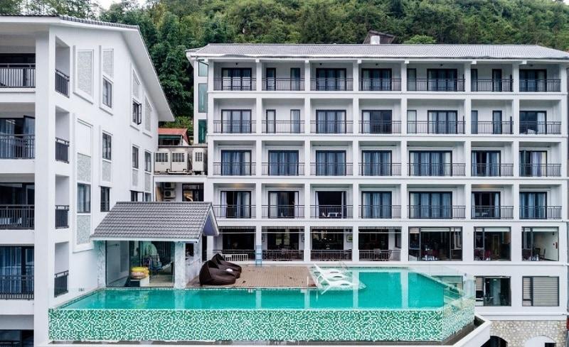 Review khách sạn Bamboo Sapa Hotel. Khách sạn Sang trọng ở Sapa