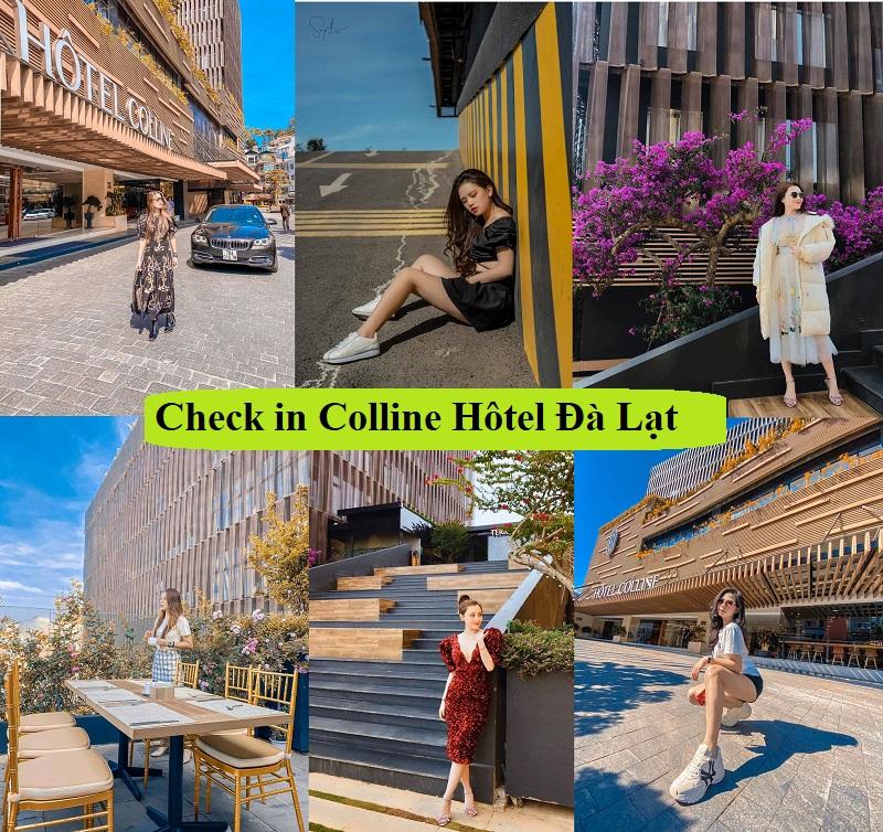 Đánh giá tổng quan khách sạn Colline Đà Lạt. Có nên ở khách sạn Colline Đà Lạt hay không?