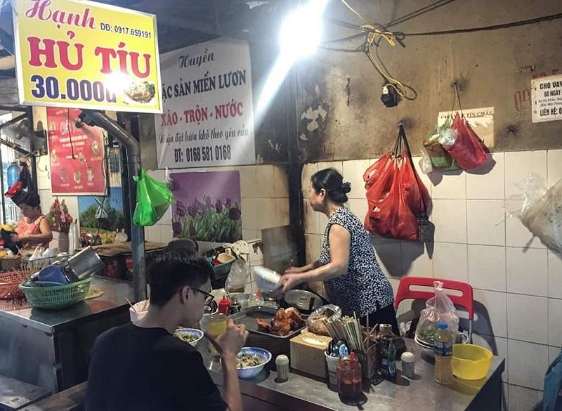 Kinh nghiệm đi chợ Đồng Xuân. Ẩm thực chợ Đồng Xuân