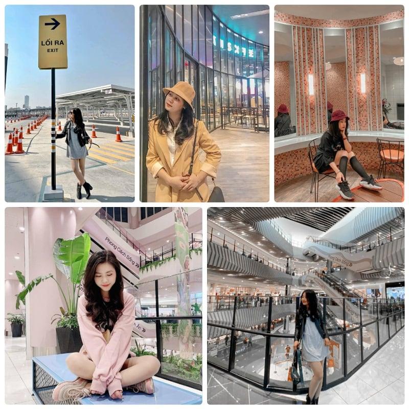 Kinh nghiệm đi chơi ở Aeon Mall Hà Đông, những góc sống ảo ở Aeon Mall Hà Đông