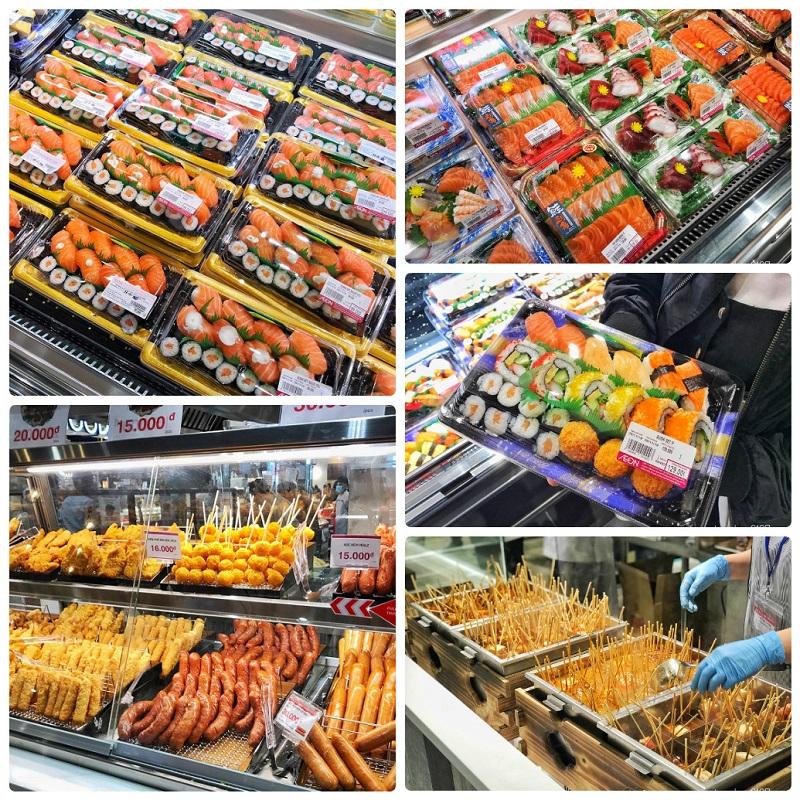 Kinh nghiệm đi Aeon Mall Hà Đông, món ăn ngon rẻ ở Aeon Mall Hà Đông