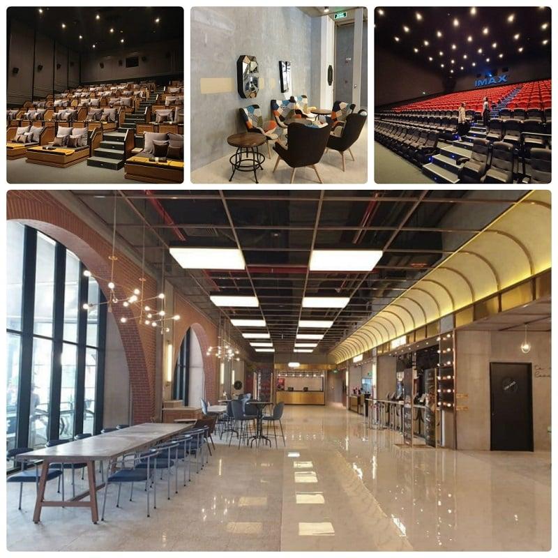 Kinh nghiệm đi Aeon Mall Hà Đông, rạp chiếu chim ở Aeon Hà Đông