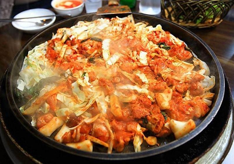 Tới Gangwon-do nên ăn gì? Món ăn ngon ở Gangwon-do