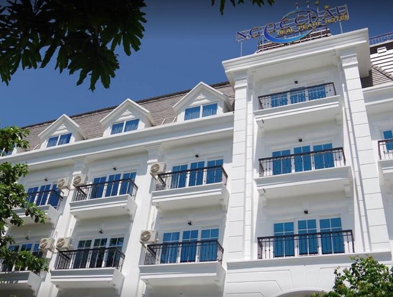 Review khách sạn Ngọc Châu Hotel Phú Quốc. Khách sạn đẹp ở Phú Quốc