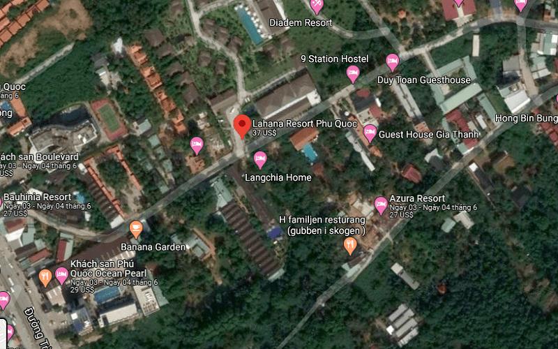 Vị trí của Lahana Resort Phú Quốc có thuận tiện? Hướng dẫn di chuyển tới Lahana Resort Phú Quốc