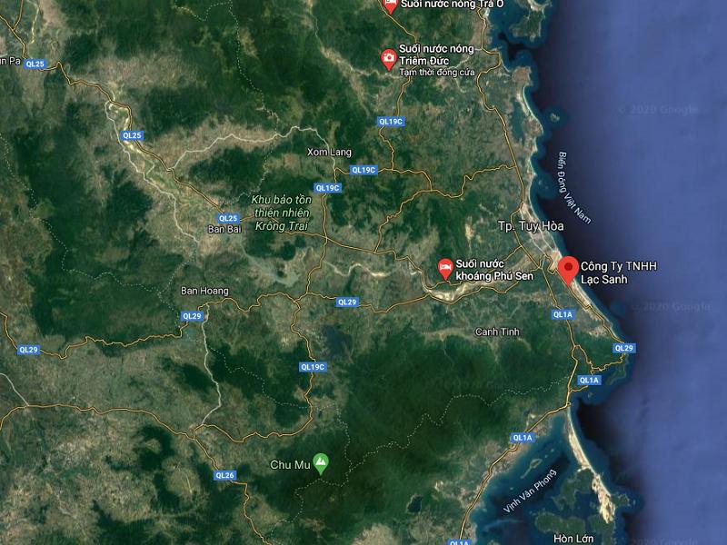 Ở Phú Yên có những suối khoáng nóng nào? Suối nước nóng nổi tiếng Phú Yên