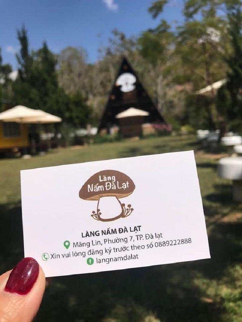 Reiew khu du lịch Làng Nấm Đà Lạt đảm bảo thú vị quên SẦU. Hướng dẫn, kinh nghiệm đi Làng Nấm Đà Lạt ăn ở, đường đi, giá vé.