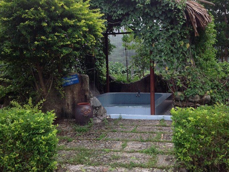 Review khu du lịch nước khoáng nóng Sơn Kim