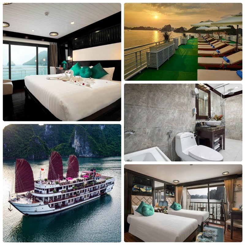 Thuê tàu thăm vịnh Hạ Long, du thuyền tham quan vịnh Hạ Long