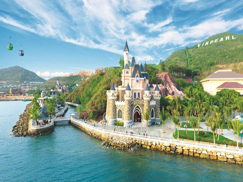 hướng dẫn tour du lịch Nha Trang 3 ngày 2 đêm, 4 đảo thú vị, đầy đủ