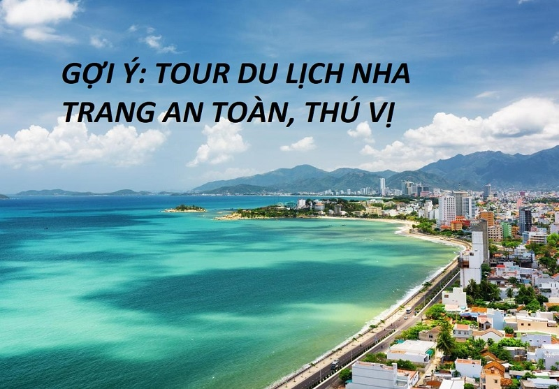Gợi ý tour du lịch Nha Trang 4 đảo, 3 ngày 2 đêm thuận tiện, rẻ. hướng dẫn tour du lịch Nha Trang 3 ngày 2 đêm, 4 đảo thú vị, đầy đủ