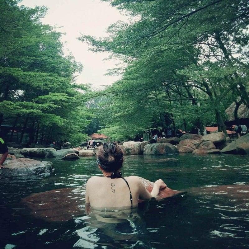 Khu du lịch hấp dẫn gần Sài Gòn