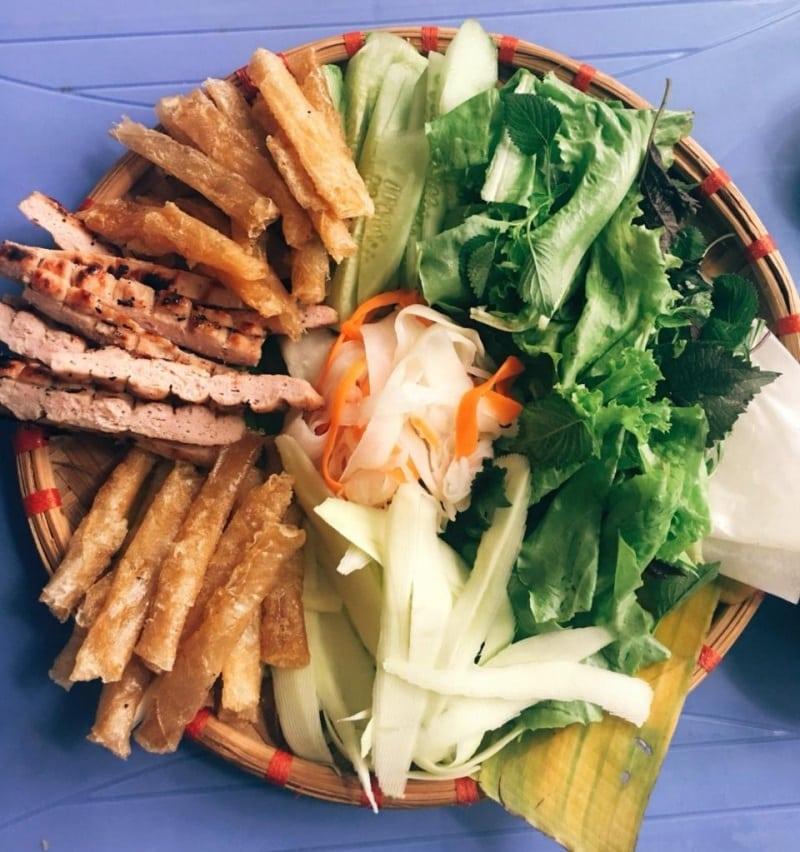 Các quán nem nướng Nha Trang nổi tiếng nhất