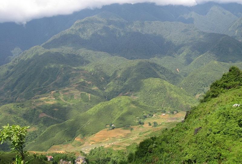 Review công viên địa chất Non Nước Cao Bằng, Vườn quốc gia Phia Oắc - Phia Đén