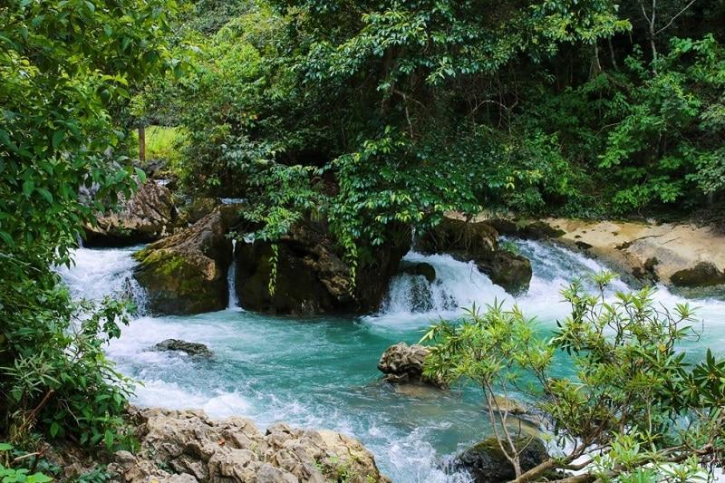Review công viên địa chất Non Nước Cao Bằng, khu di tích quốc gia Pác Bó
