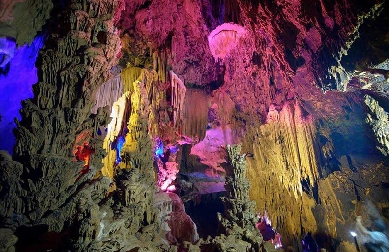 Công viên địa chất Non Nước Cao Bằng, hang Kỳ Rằng