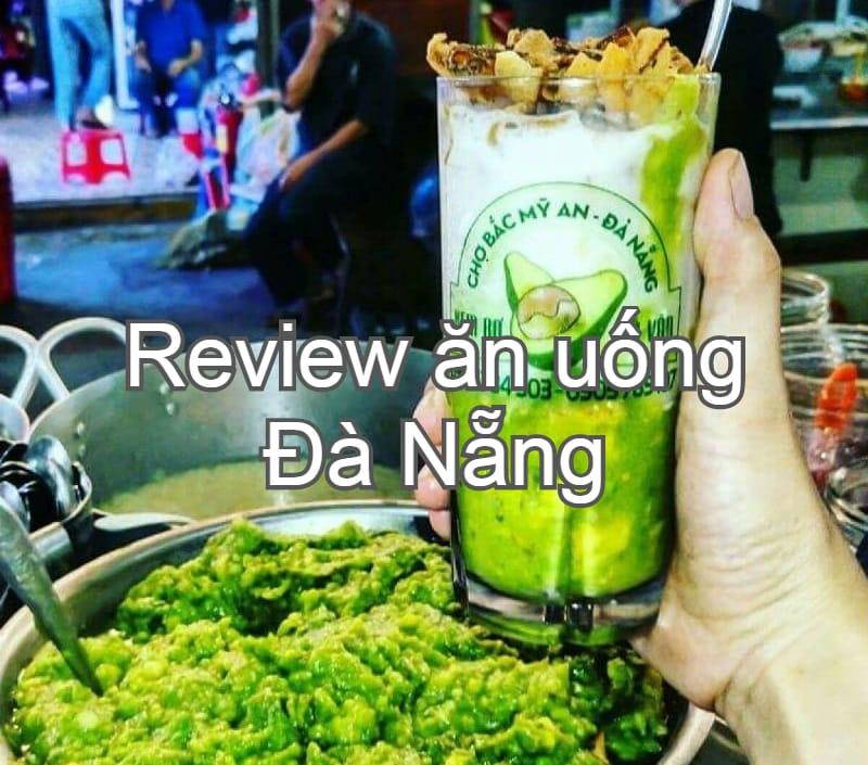 Địa điểm ăn uống ngon rẻ ở Đà Nẵng. Đi đâu ăn gì ở Đà Nẵng? kem bơ Cô Vân