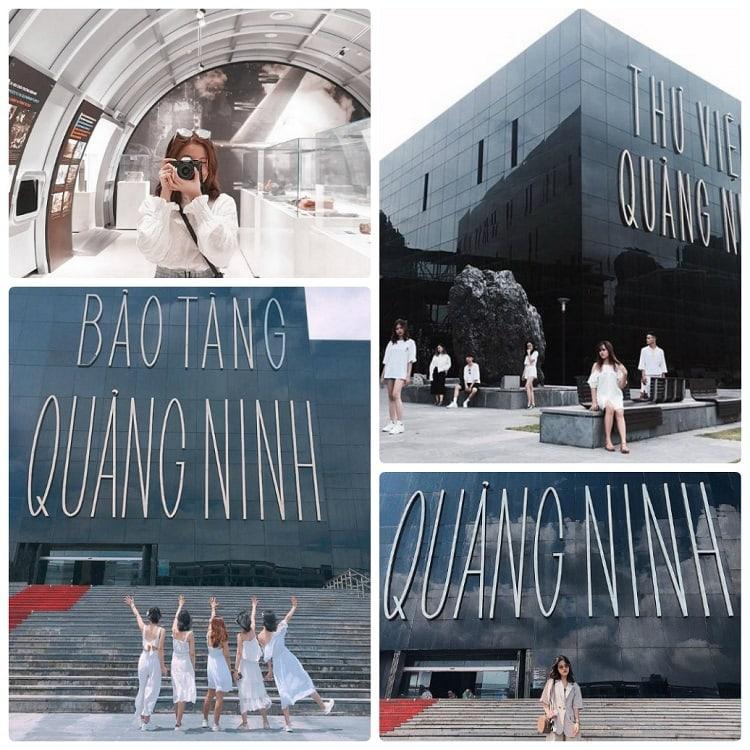 Địa điểm du lịch Hạ Long, bảo tàng và thư viện Quảng Ninh