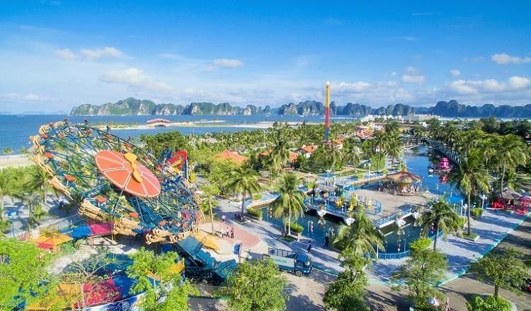 Địa điểm du lịch Hạ Long, Một góc của đảo Tuần Châu