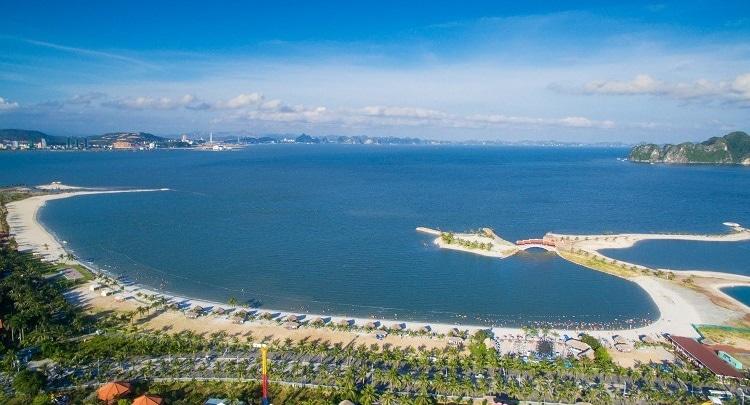 Địa điểm tham quan ở Tuần Châu, bãi tắm Tuần Châu