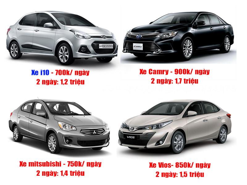 Kinh nghiệm thuê xe tự lái Hà Nội, giá thuê xe ô tô tự lái Hà Nội
