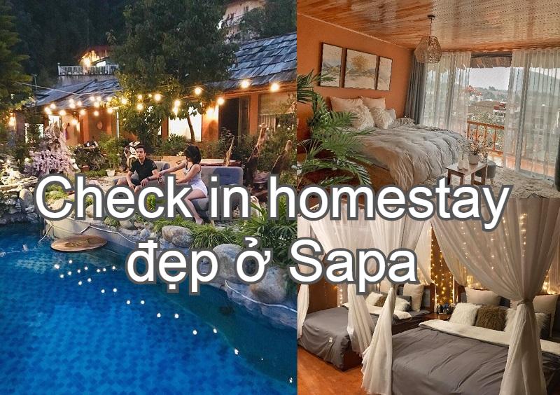 Nên ở homestay nào Sapa? Homestay view đẹp ở Sapa. Love House Homestay