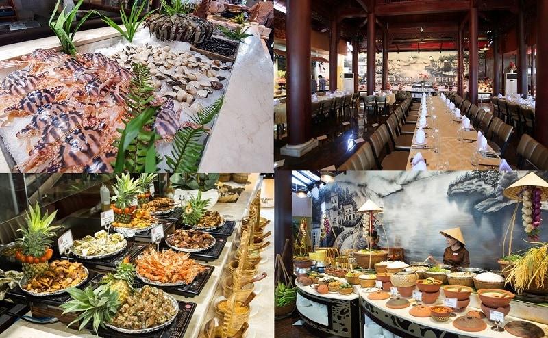 Nhà hàng buffet Đà Nẵng ăn trưa ngon. Ăn gì buổi trưa Đà Nẵng? Soho Buffet