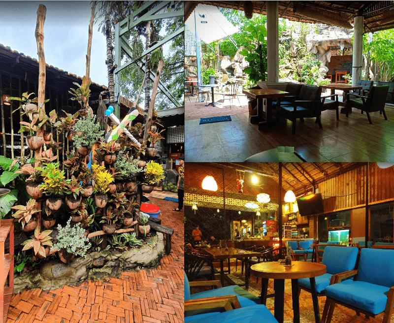 Quán cafe đẹp ở Phú Quốc giá rẻ. Đi đâu uống cafe ở Phú Quốc? Cà phê Khoảng Riêng