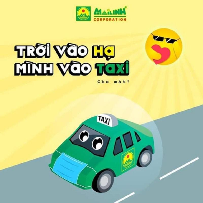 Thông tin liên hệ hãng taxi Mai Linh Phú Yên